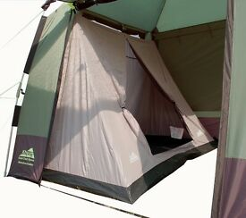 Khyma Motordome classic awning sleeping pod