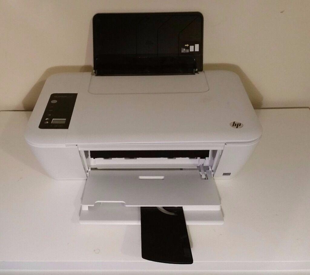 **Excellent Condition** Wireless HP Printer, Scanner, Copier with Ink