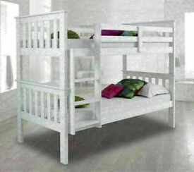 🔵💖🔴DELIVERY ON THE FLOOR BEST & QUALITY🔵💖🔴WOODEN SINGLE Bunk Bed!! & MATTRESSES RANGE