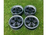 Porsche fuschs wheels