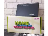 TalkTalk HG633, Dual Band Wireless Super Router, ADSL/VDSL