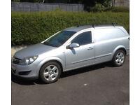 Vauxhall Astra 1.7 CDTi Sportive Van 2007