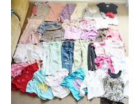 bundle Girl clothes size 5-6 years over 30 items