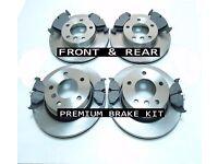 bmw e46 brake disc
