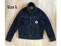 Superdry Shirt/Hoodie (XL) & Lambretta Denim Jacket (L)