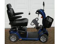 Pride colt plus mobility scooter. Good condition ,blue.