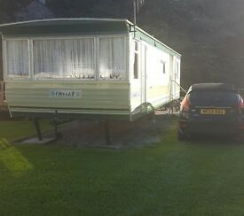 Static Caravan - Bargain price for a quick sale. Great condition. 2 bedrooms. Sleeps 6. 31ft x 10ft