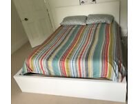 Ikea Malm Bed Frame and Slats