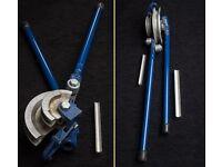 Record Handibender pipe-bending tool Model No. 218M