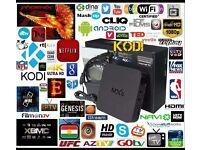 MXQ S85 Smart TV Android Box Amlogic S805 Quad Core 3D/4k High Quality