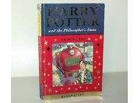 Harry Potter and the Philosopher's Stone Paperback J.K. Rowling 2001 Edition 1st