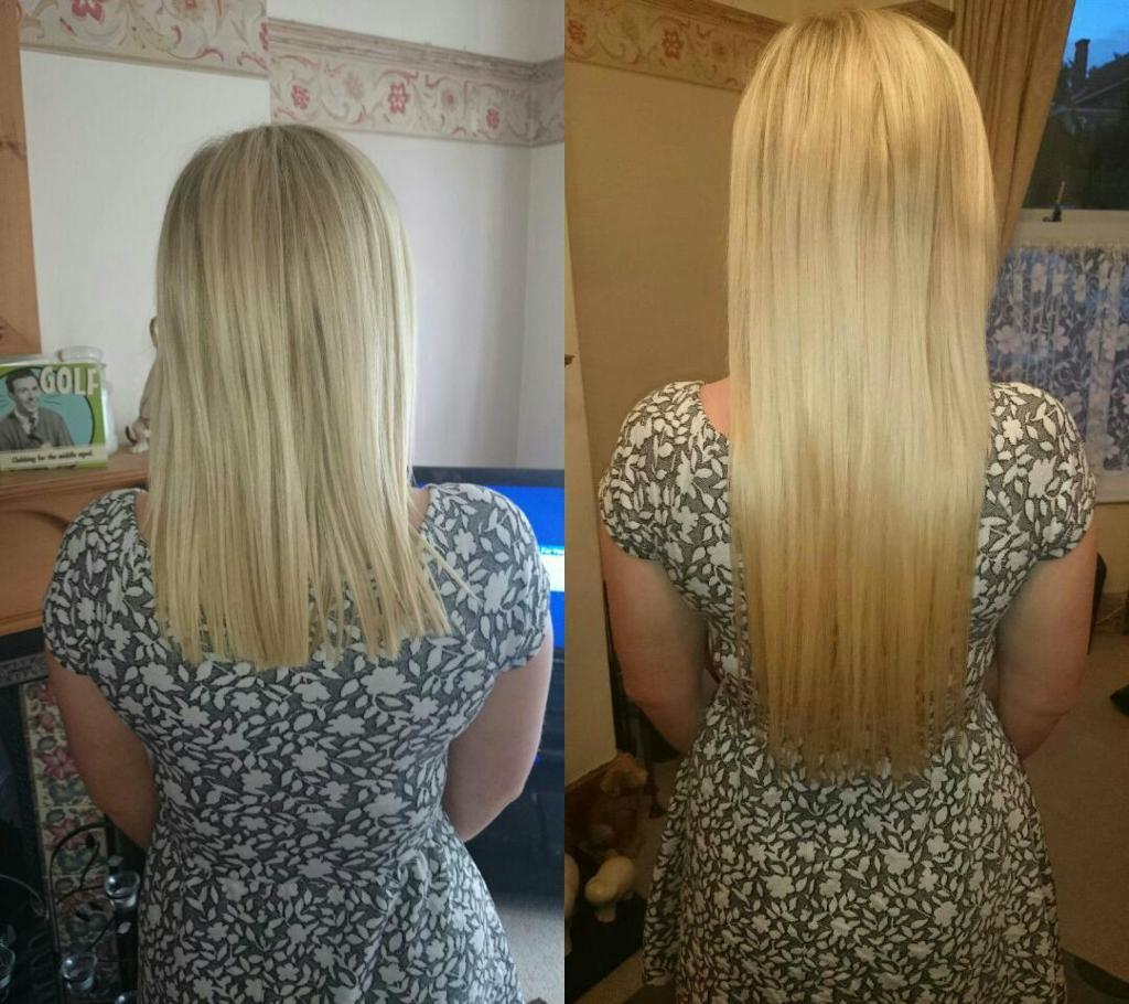 Mobile Micro Ring Hair Extensions Kent 61