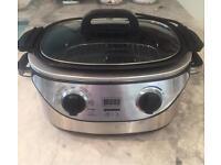Slow cooker/steamer/stovetop VonShef 8 in 1