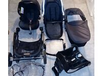 GRACO EVO TRAVEL SYSTEM -- BARGAIN