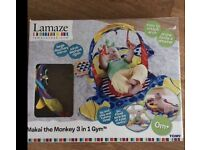 Lamaze 3in1 play gym