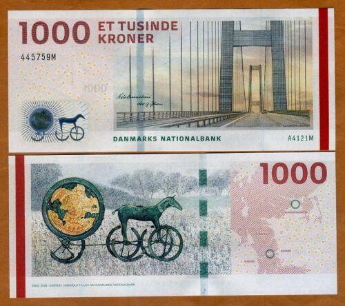 Denmark, 1000 Kroner, 2012, P-69b, UNC