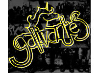 Dep Drummer / Percusionist Wanted for fun Balkan Ska Band Galivantes