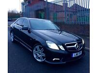 Mercedes E-Class 2011 E250 AMG Automatic (FSH) 1 Owner!