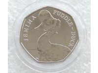 Perfect puddle duck 50 pences out bags 73 available