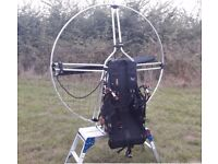 Bailey V5 Paramotor - Excellent Condition