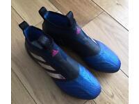 Adidas 17.3 Aces Laceless Football Botts Size 7