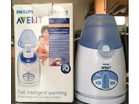 Philips Avent Bottle and Baby Food Warmer (Used)
