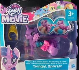 My little pony land and sea fashion styles, brand new and boxed