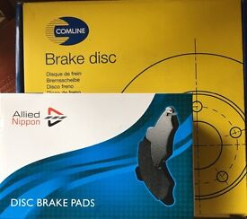 Mk5 Astra 1.3 Diesel. brand new Front Brake Pads And Disks