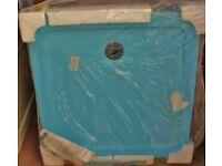 B&Q Resinlite Shower Tray. Brand New