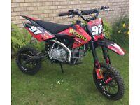 Stomp Welsh Pit Bike 160cc