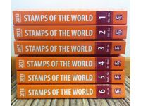 Stamps of the world book set