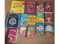 14x children's books - immaculate condition