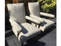 Stunning, Ashcroft Arm Chair, Brand New, 2 Available.