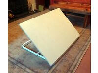 Adjustable Table Top Drawing Board