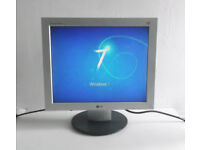 17 Inch Monitor - Flatron LG (L1730S) (Gaming PC, Graphics Card, Desktop PC, LCD, TFT)