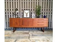 Beautility vintage retro teak sideboard