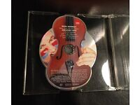 Unusual Violin Shaped CD Nigel Kennedy