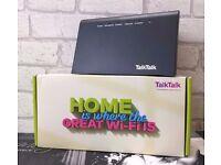 ** BARGAIN ** TalkTalk HG633, Dual Band Wireless Super Router, ADSL/VDSL