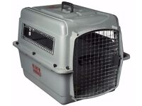 dog cage travel airline crate vari kennel pet mate travel airport crates for med sized animals