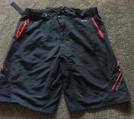 Bontrager rhythm comp cycling shorts 2XL