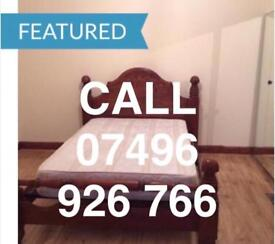 KING SIZE DOUBLE ROOM & VERY LARGE SINGLE ROOM TO RENT ILFORD, EAST LONDON.