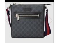 fac8bd88f86 Gucci messenger bag