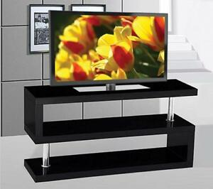 TV Stand in Black Caledon (IF502)