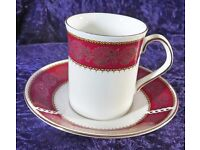 Collectable Elizabethan cup and saucer