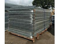 👷🏽 •New• Temporary Heras Security Fence Panels > 3.45 X 2M