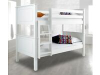 Solid vancouver Wooden Bunk Bed with same day delivery RRP £315