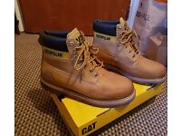 CAT Colorado Honey Boot Mens