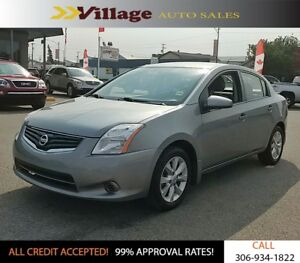 2011 Nissan Sentra 2.0 Low Kilometers, Digital Audio Input, C...