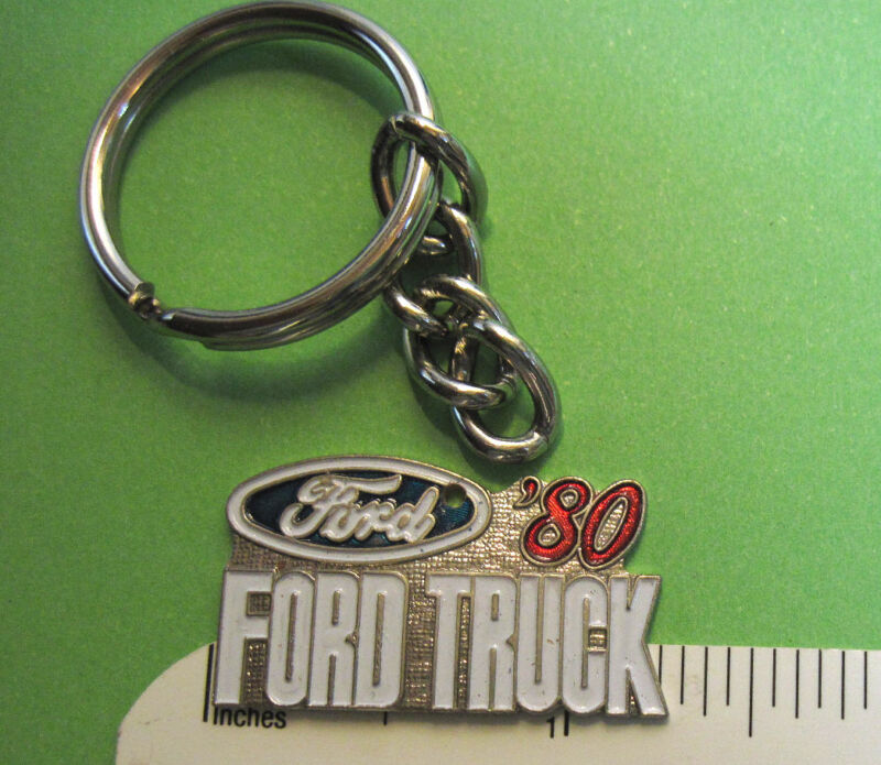 1980 - 1990  80 -90  Ford truck Ranger keychain GIFT BOXED