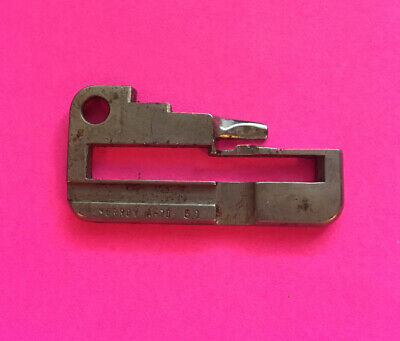 Used A-70-51-merrow-throat Plate For Sewing Machines-free Shipping
